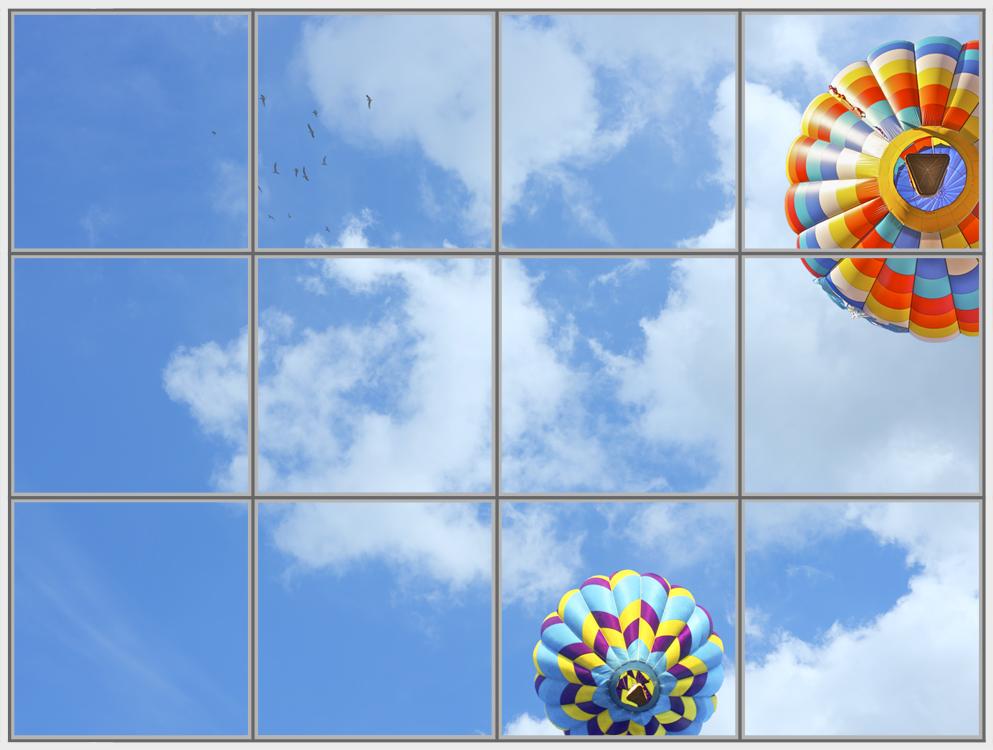 Balloon Birds 12