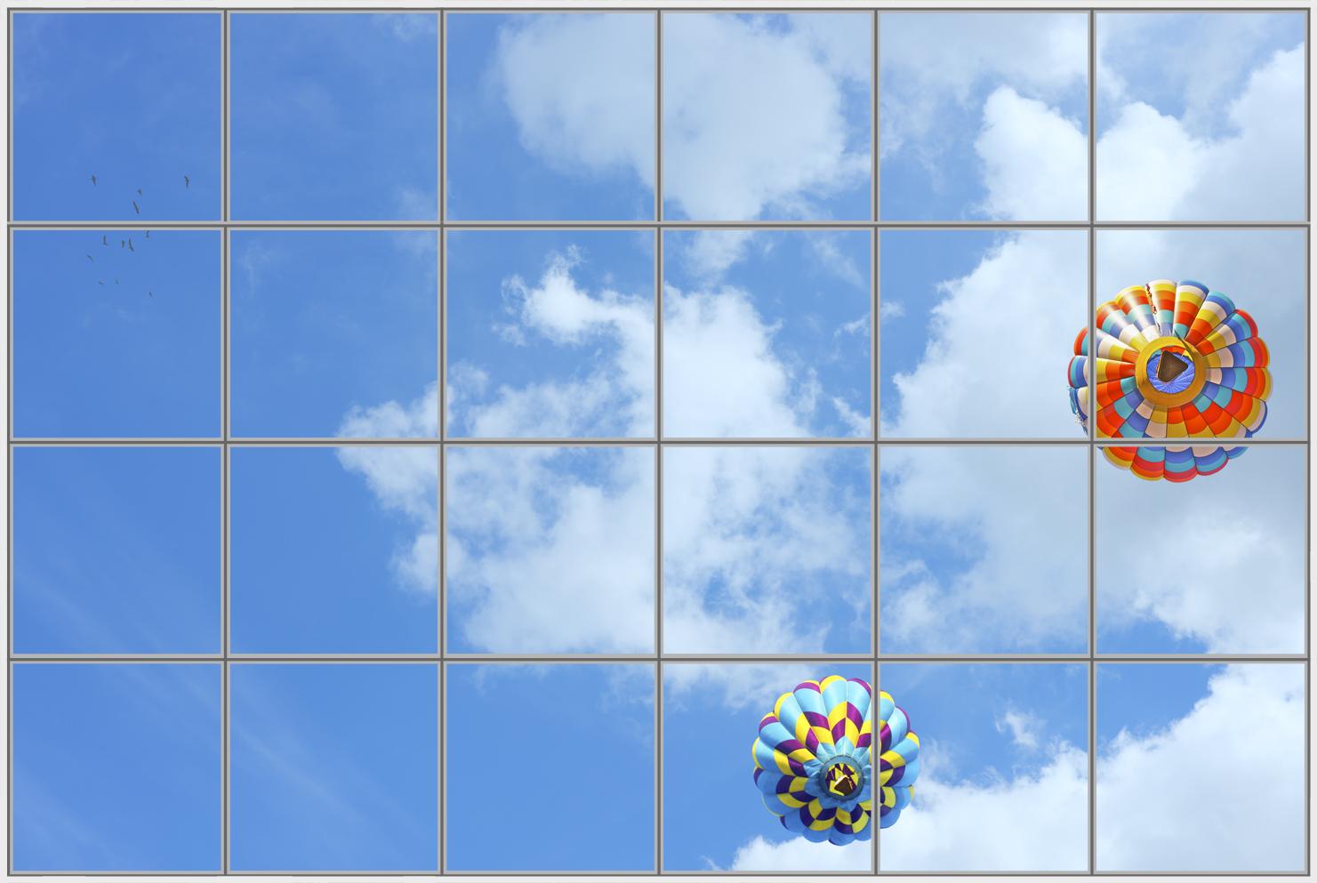 Balloon Birds 24