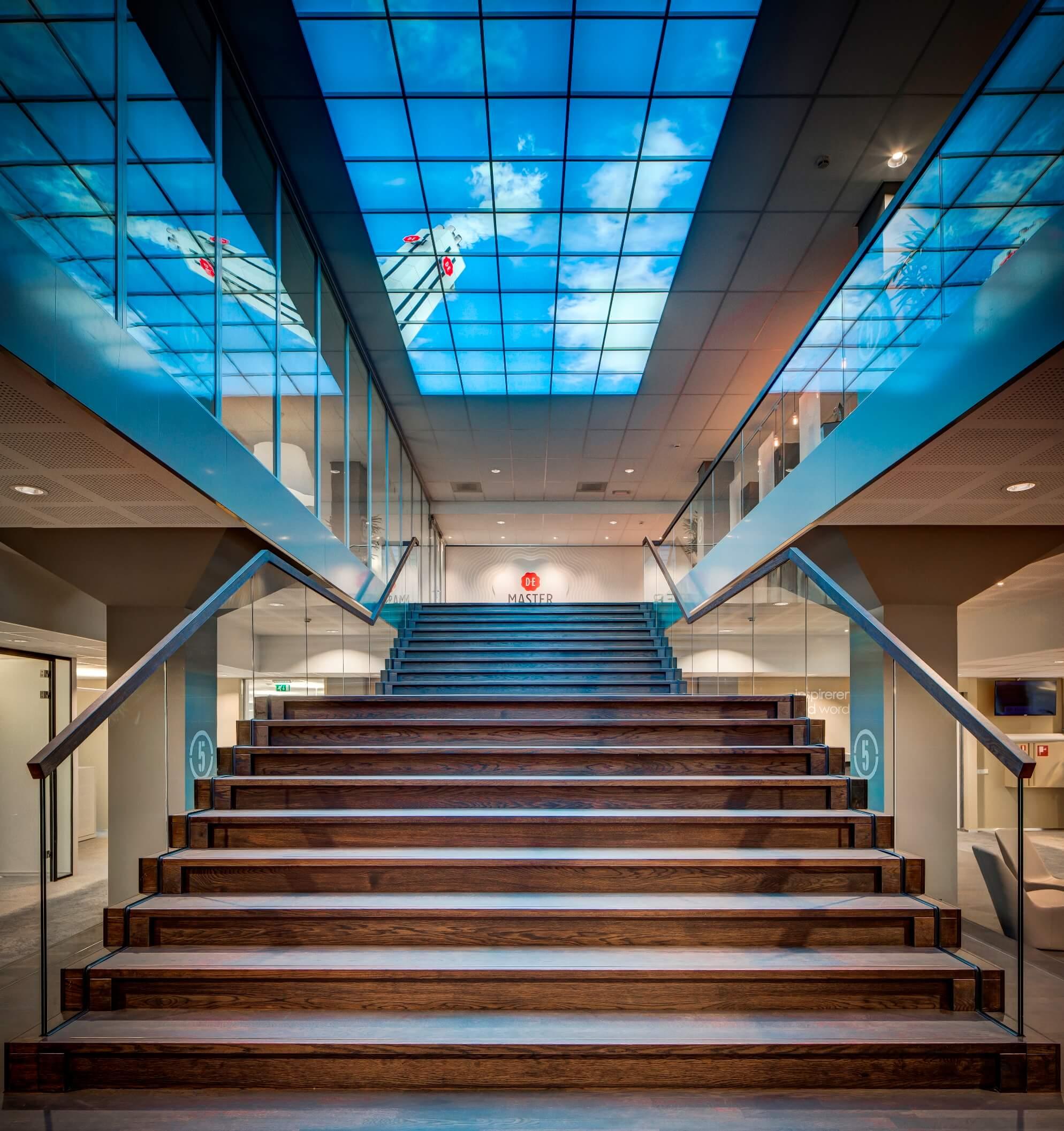 OpenCeilings: LED Skyceilings